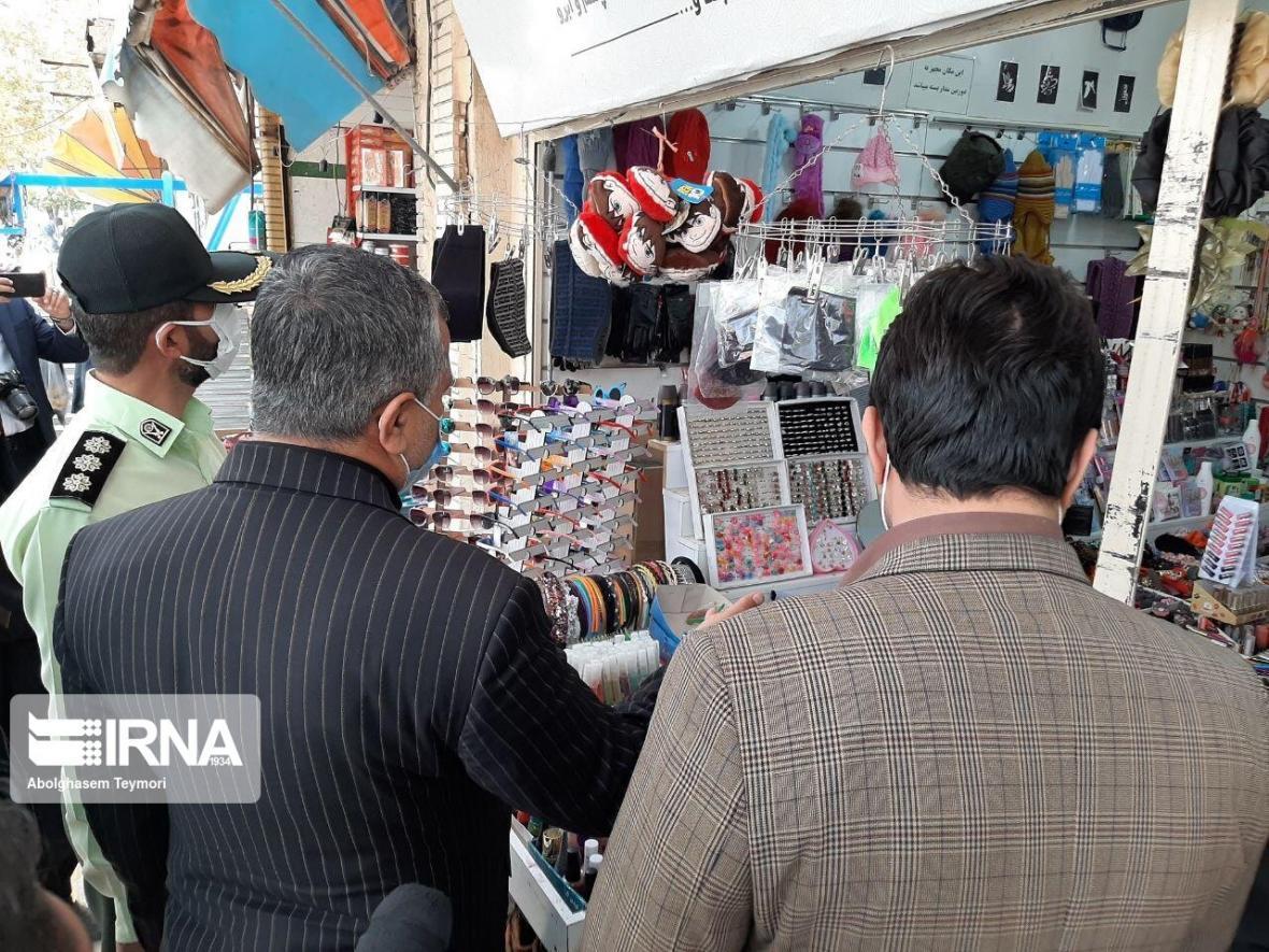 خبرنگاران اصناف تالش 620 بار بازرسی شدند