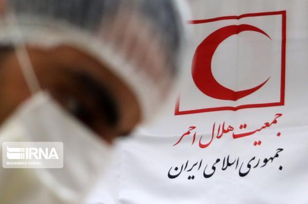 خبرنگاران فراوری 5 میلیون ماسک در هلال احمر