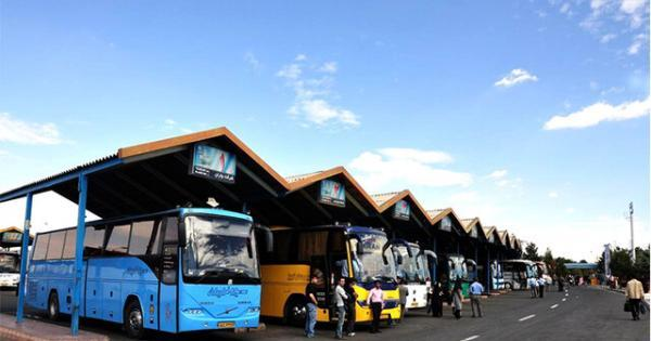 پروتکل های کرونایی زیر چرخ اتوبوس های بین شهری!