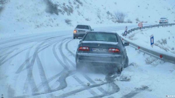 مسدود بودن راه حدود 100 روستا در آذربایجان شرقی