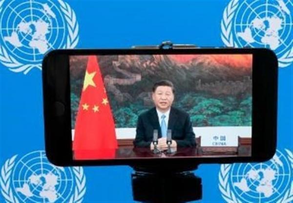 مخالفت رئیس جمهور چین با اعمال تحریم علیه کشورها در مجمع مالی داووس