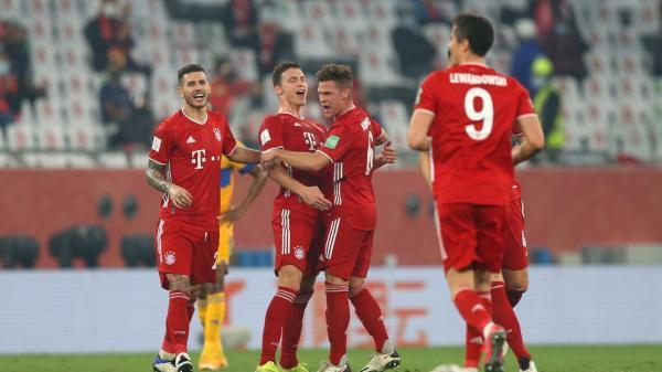 خبرنگاران ششگانه بایرن مونیخ با فتح جام باشگاه های دنیا تکمیل شد