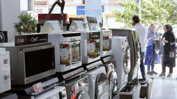 رشد 42 درصدی تولیدات انواع صنایع لوازم خانگی