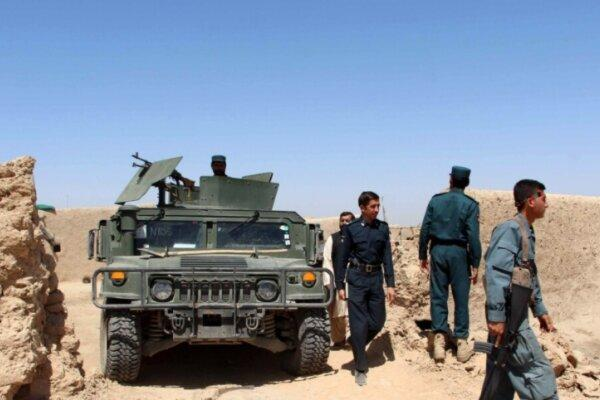 انفجار در فاریاب جان 7 پلیس افغان را گرفت