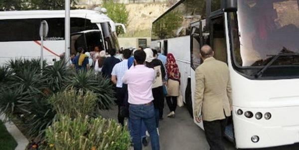 خبرنگاران اقامت مسافران 2 تورگردشگری غیرمجاز در یزد جلوگیری شد