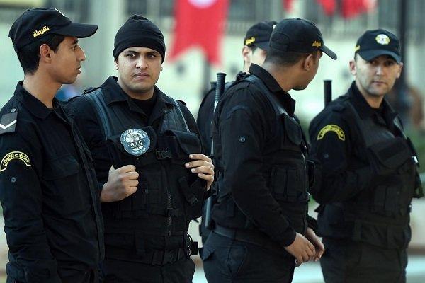 فروپاشی یک گروهک تروریستی در غرب تونس