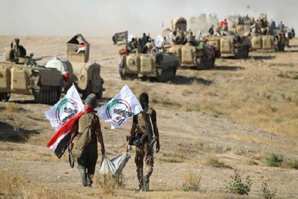 حشد شعبی کوشش داعش برای نفوذ به شرق صلاح الدین را ناکام گذاشت