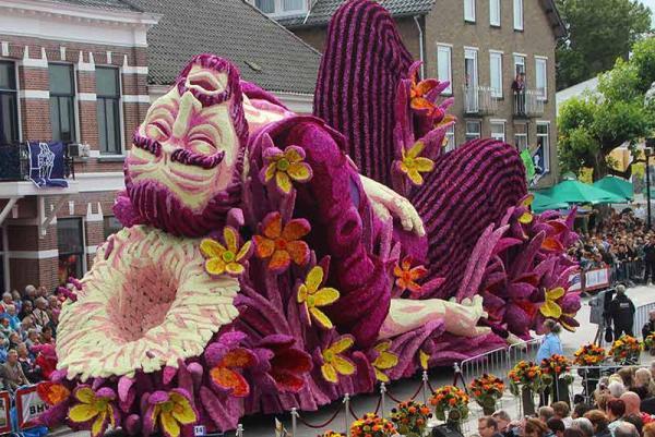 آشنایی با فستیوال های تاریخی و فرهنگی هلند