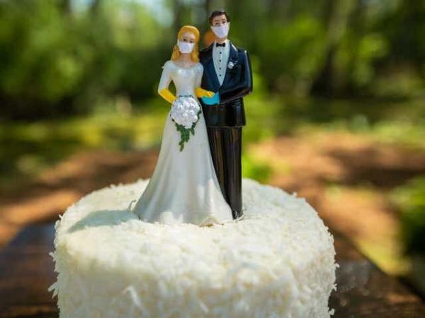 وقتی در تعطیلی تالارها، عروس ها از آرایشگاه به باغ می فرایند