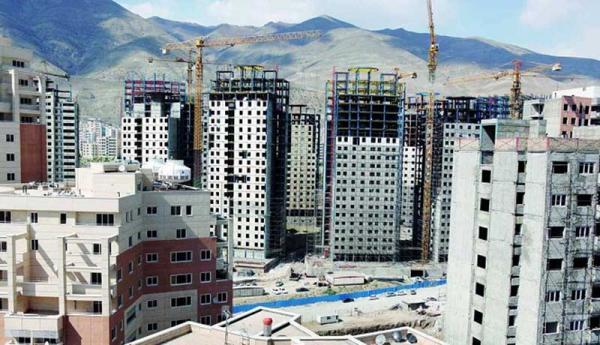 600 هزار واحد مسکن ملی در مرحله ساخت واقع شده است