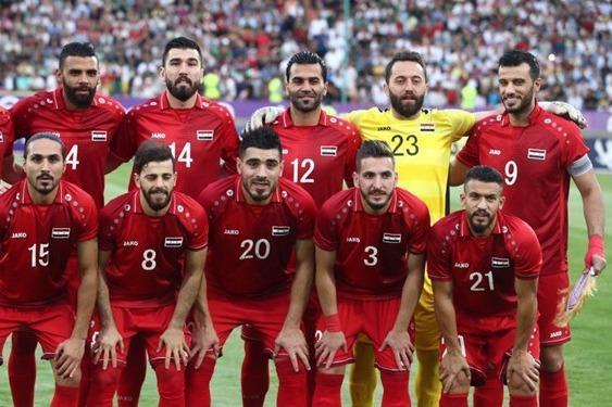 لیست تیم ملی فوتبال سوریه برای بازی محبت آمیز با ایران اعلام شد خبرنگاران