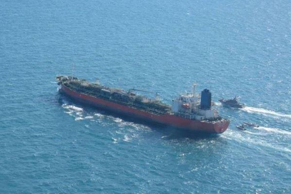 یونهاپ: ایران احتمالاً نفتکش توقیف شده کره جنوبی را آزاد می نماید