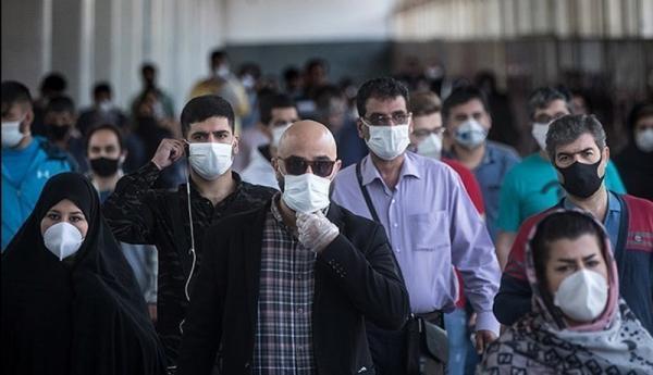 174 فوتی جدید کرونا در کشور، آمار کرونا در ایران 17 فروردین 1400