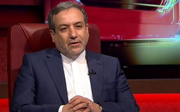 عراقچی: گام ضروری برای احیای برجام، لغو تمامی تحریم ها است