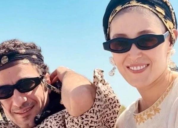 عاشقانه های فرشته حسینی نوید محمدزاده جنجالی تر از فایل صوتی ظریف!