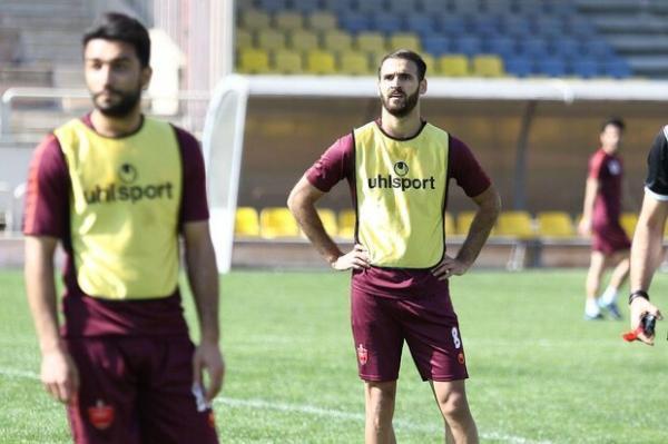 تغییر چهره پرسپولیس به خاطر تیم ملی ایران