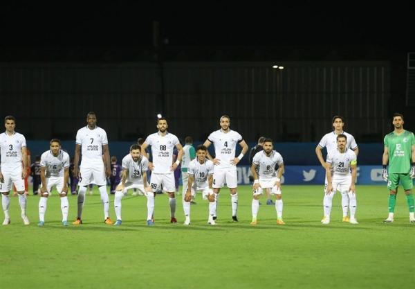 اعلام ترکیب استقلال برای دیدار مقابل الدحیل قطر، نیمکت نشینی وریا غفوری و میلیچ