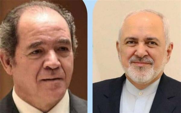 ایران و الجزایر بر تقویت همکاری های دو جانبه تاکید کردند