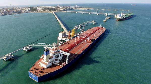 راه نفت عربستان به هند دوباره باز شد
