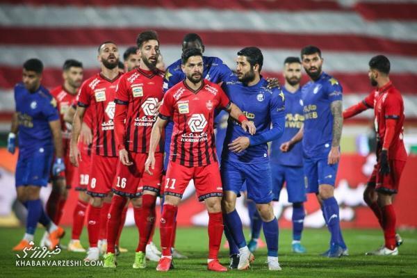 تازه ترین رنکینگ باشگاه های فوتبال دنیا، سقوط استقلال در آسیا و دنیا، پرسپولیس بهترین تیم ایرانی