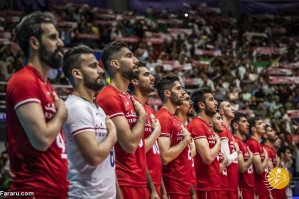 امروز؛ ایران - ژاپن در اولین گام لیگ ملت های والیبال