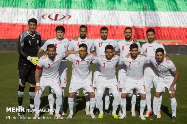 ترکیب تیم ملی فوتبال ایران مقابل هنگ کنگ معین شد