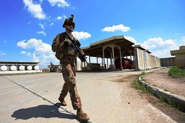 شمال بغداد؛ انفجار در راستا کاروان نظامی آمریکایی
