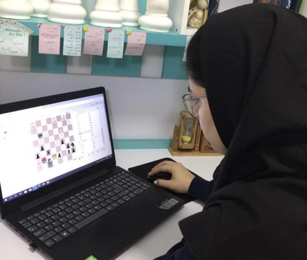 برگزاری مسابقات شطرنج آنلاین در دو گروه دانشجویان دانشگاه علوم پزشکی لرستان