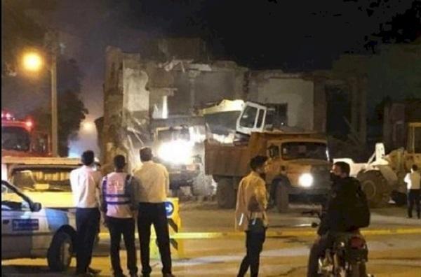 خانه حاج باشی اراک توسط شهرداری بدون اطلاع میراث فرهنگی تخریب شد
