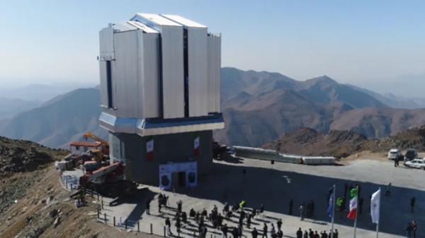 رصدخانه ملی ایران افتتاح شد ، فراهم سازی جهت توسعه فناوری های دانش نجوم و اخترفیزیک