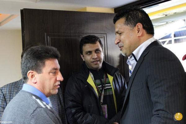 (عکس) علی دایی و امیر قلعه نویی در مراسمی خاص