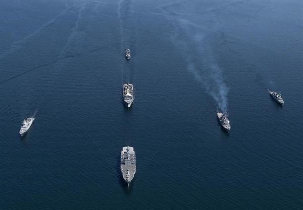 آغاز مانورهای نظامی دریایی مشترک ناتو در دریای بالتیک