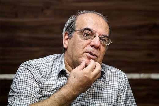 توییت کنایه آمیز عباس عبدی به وزیر بهداشت