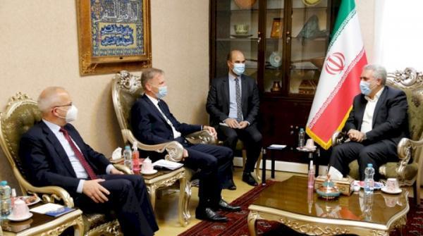 آمادگی ایران برای توسعه همکاری در حوزه های گردشگری و میراث فرهنگی با آلمان
