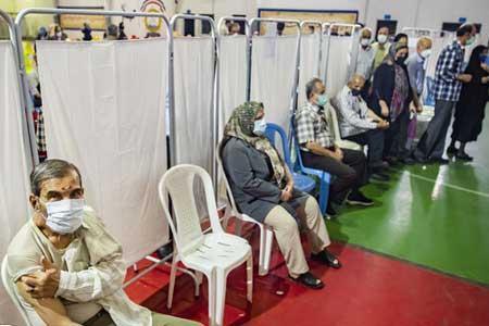 تا کنون چه تعداد از ایرانی ها واکسن کرونا زده اند؟