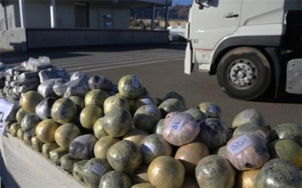 ایران در خط مقدم مبارزه با ترانزیت مواد مخدر واقع شده است