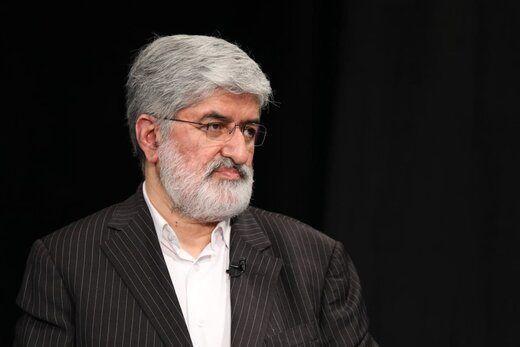 واکنش علی مطهری به مصاحبه صداوسیما با صفارهرندی