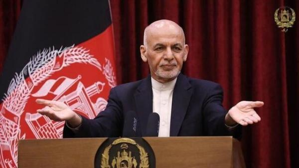 اشرف غنی: نیروهای دولتی آماده دفاع دائمی اند