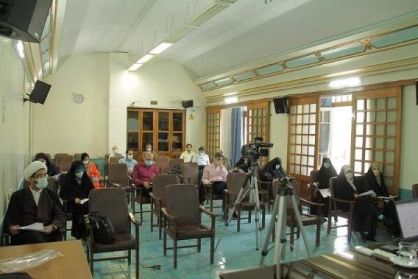 کارگاه نفس در کتاب تعلیقات ابن سینا برگزار گشت