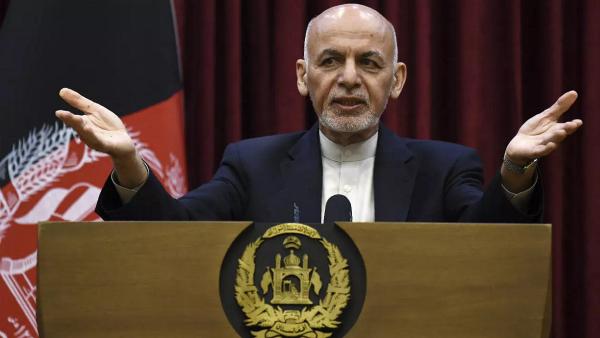 اشرف غنی: طالبان عزم صلح ندارد