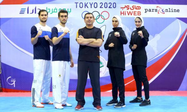 ژاپن اولین حریف ایران در رقابت های تکواندوی تیمی المپیک