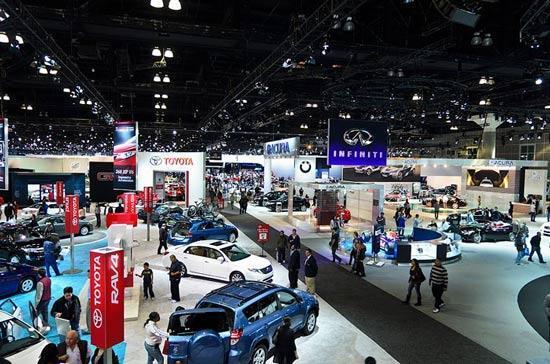 نمایشگاه خودرو لس آنجلس (LA Auto Show) 2011