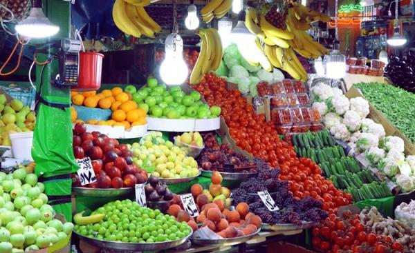 کاهش 15 درصدی قیمت میوه