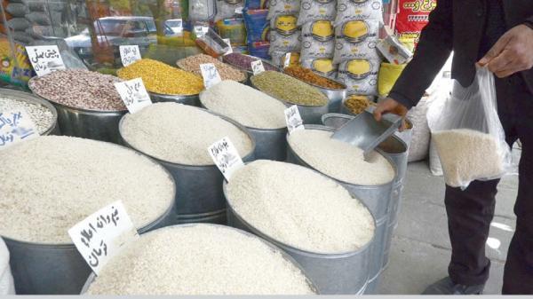 نقره داغ شدن برنج فروشان متخلف در مازندران