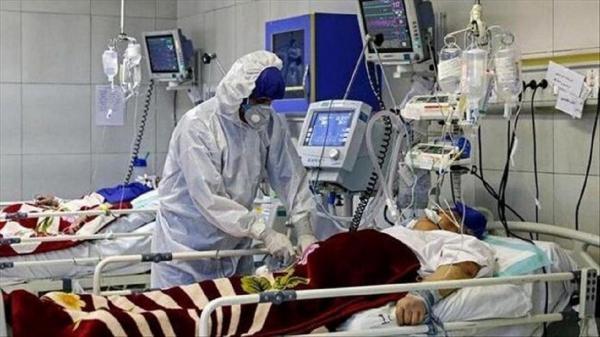 آمار بیماران بستری کرونایی در گلستان امروز کمتر از دیروز