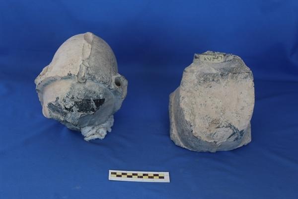 ساماندهی یافته های باستان شناسی در میراث جهانی پاسارگاد