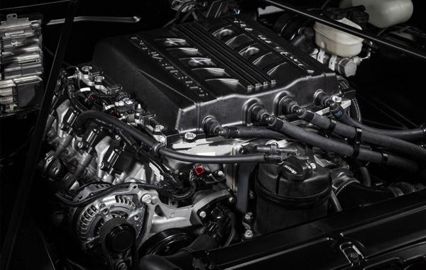 فراوری قدرتمندترین موتور درون سوز خودروسازی جنرال موتورز متوقف شد