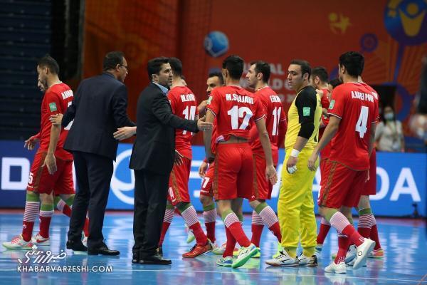 برنامه فیفا علیه تمرین آماده سازی تیم ملی ایران