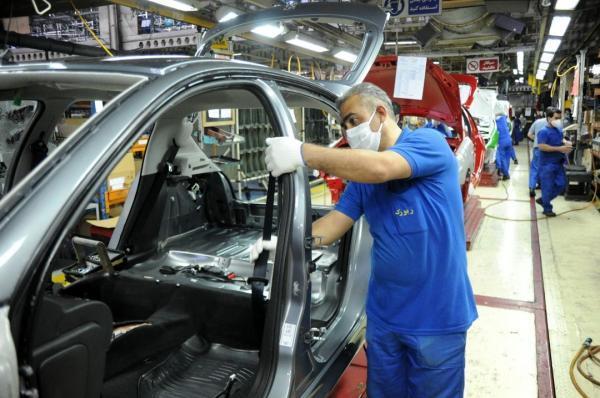 ایراد عجیب به واردات خودرو ، خرید 1.7 میلیارد یورو قطعه خارجی برای فراوری خودروی داخلی!